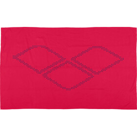 arena Halo Towel fresia rose-deepsea blue